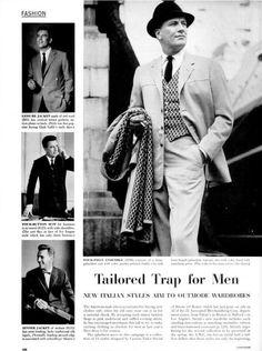Godfrey - Men fashion Italian Cut 1950's