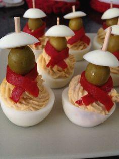 Huevos San Fermin