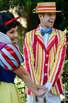 Snow White and Bert