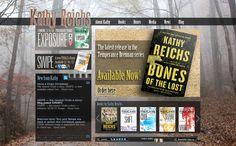 Best Book Author Websites – Reading is always a Trend Social Networks, Social Media, Temperance Brennan, Online Resume, Glass Shower Doors, Web Inspiration, Hospitals, Book Authors, News Blog