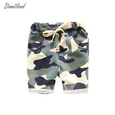 summer Children's Clothing Kids Boy Camouflage Army Harem Shorts Pants Sport Camo Cargo Cross Trousers Like if you are Excited! Visit us