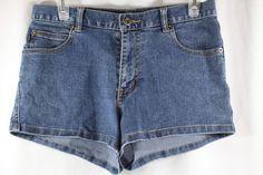 Aeropostale Womens Jean Denim Shorts Size 2 #Aropostale #CasualShorts