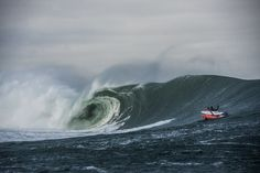 Conor Maguire and Tom Butler - Eyeballing Mullaghmore