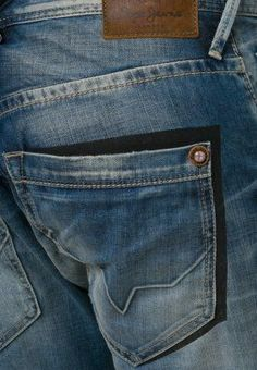 Pepe Jeans - COLVILLE - Slim fit jeans - blue