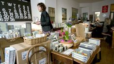 Persephone Books The main office of this publisher and bookseller is piled high with lovingly restored reprints of unfairly neglected women writers, mainly from the interwar per