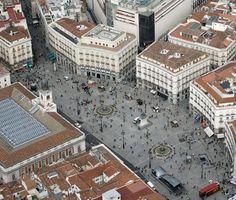 #beenthere Puerta del Sol de Madrid