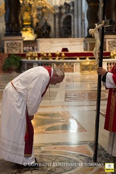 Pape François - Pope Francis - Papa Francesco - Papa Francisco - Celebration of the Lord's Passion | Flickr - Photo Sharing!