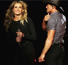 Faith Hill ✾ and Tim McGraw