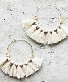 cute boho earrings