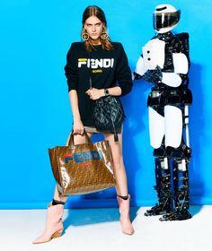On ose le maximalisme - Madame Figaro Celine Luggage, Luggage Bags, Business Innovation, Fendi, Chloe, Inspiration, Style, Fashion, Biblical Inspiration
