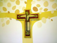 Oratorio Miradero Calasanz Cercedilla.  El árbol de la cruz. Puedes ver ésta y…