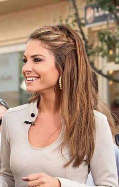 Casual Hairstyles For Long Hair Hair Pinterest Hair Styles