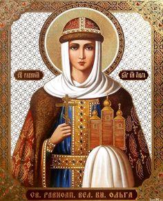 St. Olga, Equal to the Apostles