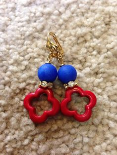 Hotty Toddy Quatrefoils on Etsy, $15.00