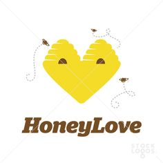 honey hive love logo
