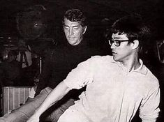"""Bruce Lee and Dean Martin """" Wrecking Crew"""""""