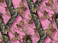 """Mossy Oak Pink 59""""-Mossy Oak Pink"""