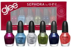 Sephora by OPI Glee Collection
