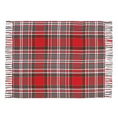 Anderson Woven Throw 60x50