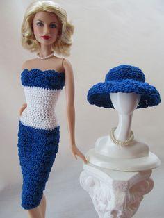 Tejidos para Barbie.