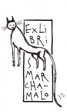 Javier Zabala   Ex-Libris Art. we love books. we love libraries. we love art. www.armadaistanbul.com www.armadaistanbulculture.com