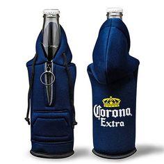 Corona Beer Hoodie Koozie