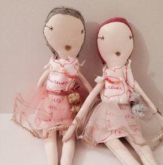 Image of Atsuya & Akiko Dolls