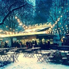 Shake Shack (Multiple Locations) | 27 Of The Greatest Places In The World To Get Hot Chocolate