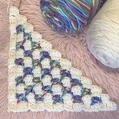 Super Crochet Blanket Corner To Corner Stitch Patterns Ideas Crochet Stitches Patterns, Afghan Crochet Patterns, Stitch Patterns, Knitting Patterns, Crochet Crafts, Crochet Yarn, Crochet Projects, Crochet Dishcloths, Crotchet