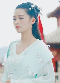Li Qin 李沁 Asian Style, Chinese Style, Traditional Chinese, Princess Agents, Geisha Art, Chinese Movies, Asian History, Chinese Actress, Cute Asian Girls