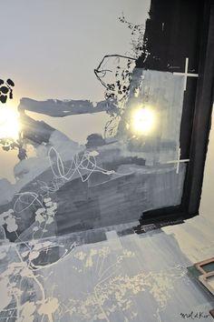 wall art- art mural- Mel et Kio - Atelier