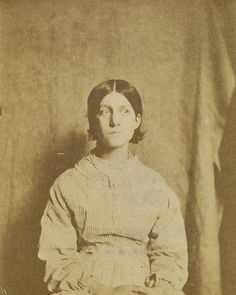 Portrait of a patient from Surrey County Asylum, no. 6 by National Media Museum, via Flickr