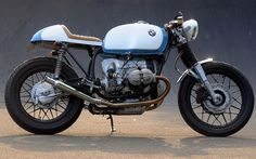 "BMW 82 R80RT Cafe Racer ""Volar"" by Kevils Speed Shop"