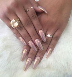Fairy Dust Nails by chaunpnails