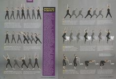 Essentrics Workout in Canadian Living Mag, Dec '13