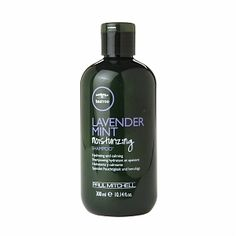 Paul Mitchell Tea Tree Lavender Mint Moisturizing Shampoo. The best smelling shampoo! So relaxing