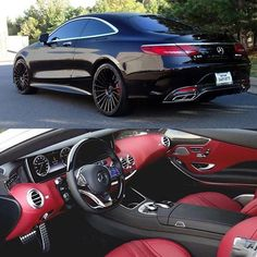 Mercedes Benz S65 AMG or this one as my next one. it looks so serious!