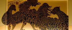 Fighting Cocks [ 鶏料理 侘家古暦堂 ] 作品紹介-木村英輝 / KI-YAN.COM