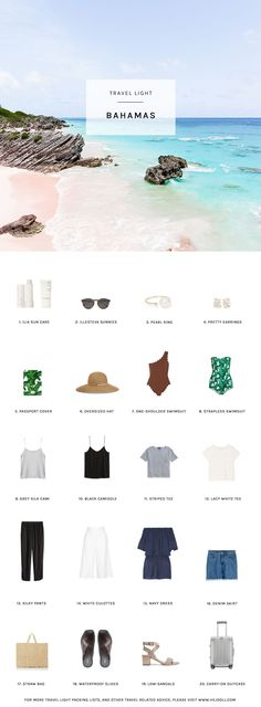 10 Bahamas cruise outfits and packing lists for your vacation