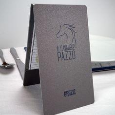 Porta Cuentas de aluminio personalizado