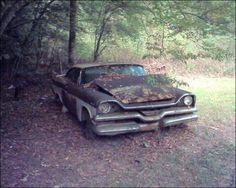Classic Cars Rotting Rotting Away Impala Fest Page Old