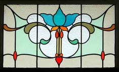 victorian and art nouveau stained glass window photos - - Yahoo Image Search Results Stained Glass Flowers, Faux Stained Glass, Stained Glass Lamps, Stained Glass Designs, Stained Glass Projects, Stained Glass Patterns, Mosaic Glass, Modern Stained Glass Panels, Art Nouveau