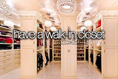 I would take all day to pick out an outfit!