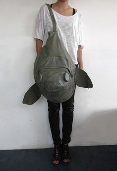 Fischli bag by Larissa Hadjio