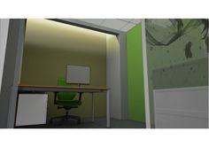Bio City - Nottingham - Laurus building - 3D