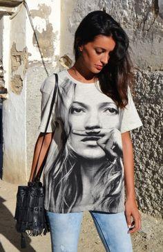 Mokat t-shirt - Eleven Paris Noelia López: http://blogs.antena3.com/el-blog-de-noe/