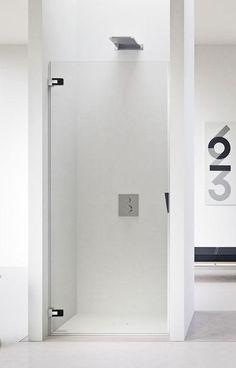 duka pura 5000 new ha pannelli di chiusura dello spazio doccia senza profili a parete