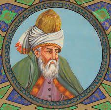 Rumi -  Poet - Jalāl ad-Dīn Muhammad Rūmī, also known as Jalāl ad-Dīn Muhammad Balkhī, and more popularly simply as Rumi, was a 13th-century Persian poet, jurist, Islamic scholar, theologian, and Sufi mystic. Wikipedia  Born: September 30, 1207, Balkh, Afghanistan Died: December 17, 1273, Konya, Turkey - Order: Mevlevi Order