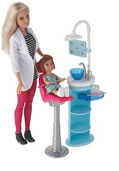 Barbie Careers Dentist Playset * Find out more about the great product at the image link. (This is an affiliate link)