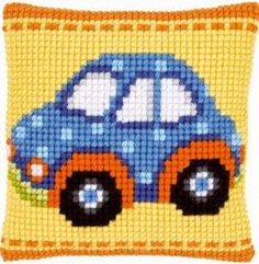 Χειροτεχνήματα: Αυτοκίνητα για παιδικά κεντήματα / Car cross stitch patterns